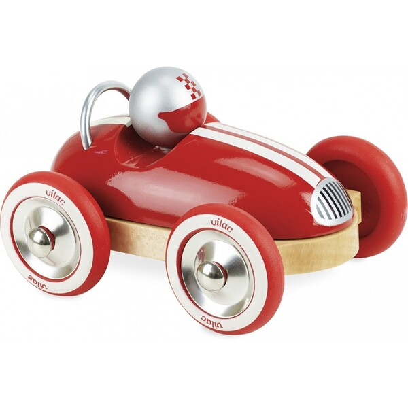 Vilac - Roadster vintage rouge