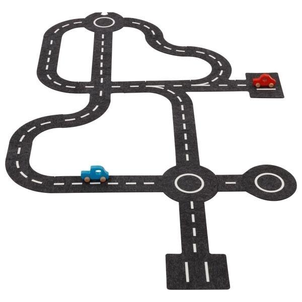 Goki - GOKI - Circuit Feutrine Et Bois