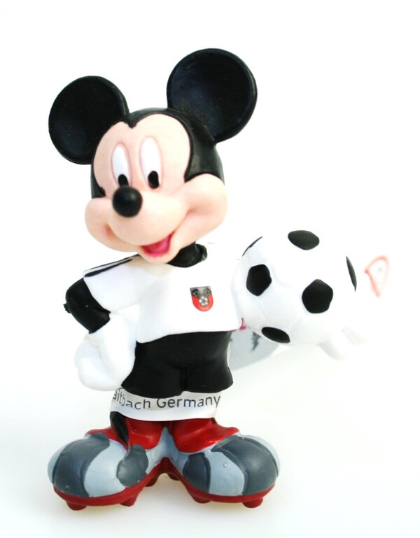 Bullyland - Mickey footballeur allemand