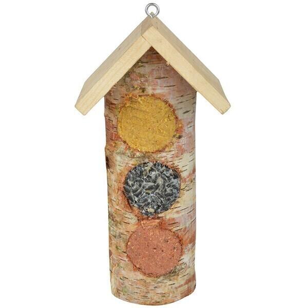 Esschert Design - Aliments pour oiseaux en rondin