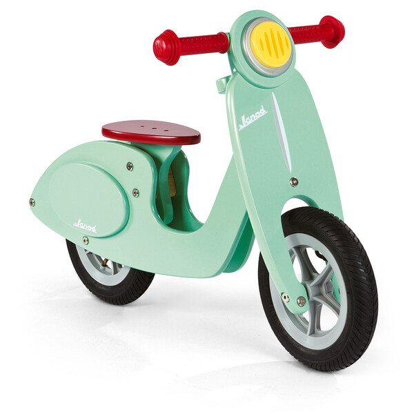 Janod - Scooter menthe