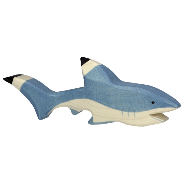 Holtztiger - Requin