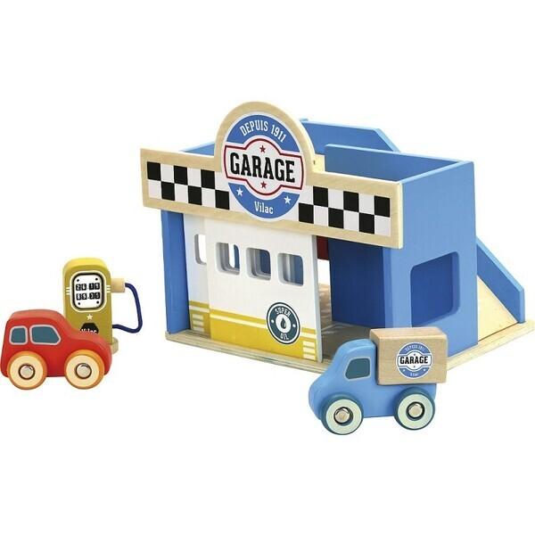 Vilac - Vilacity Le Petit Garage