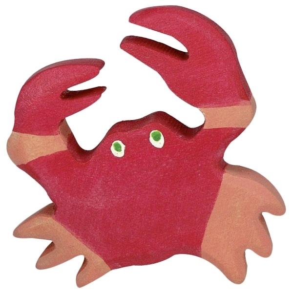 Holtztiger - Crabe