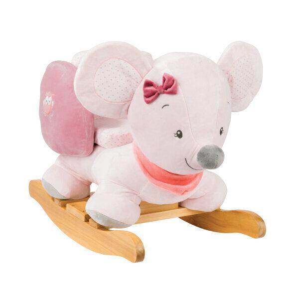 Nattou - Bascule Valentine la souris