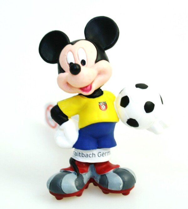 Bullyland - Mickey footballeur brésilien