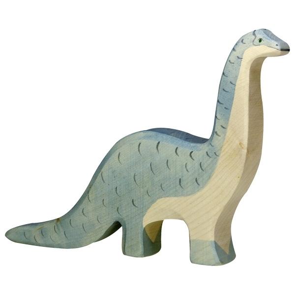 Holtztiger - Brontosaure