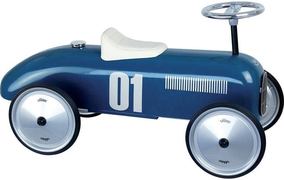 Vilac - Porteur Vintage Bleu Pétrole