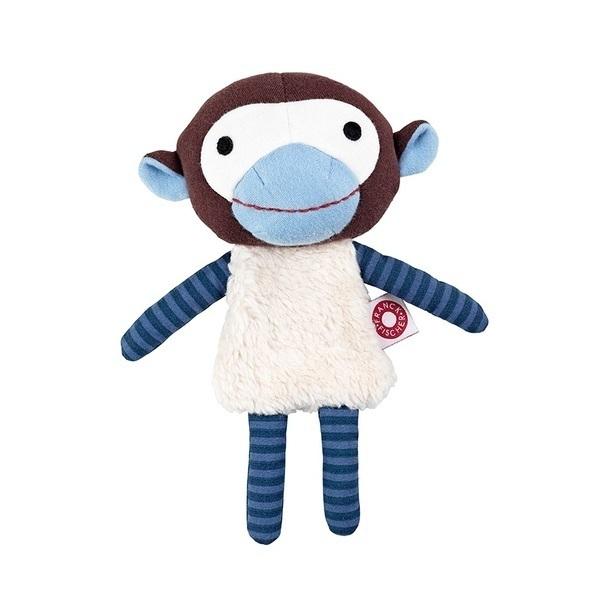 Franck & Fischer - Doudou Trisse le singe
