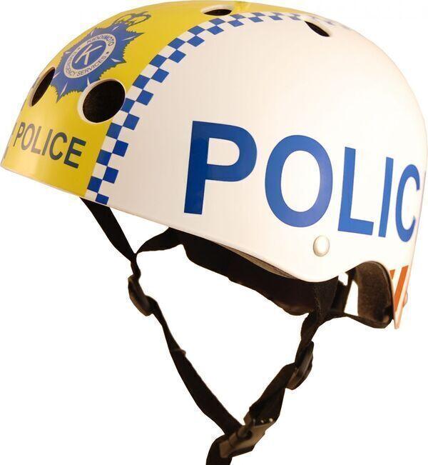 Kiddimoto - Casque Police MEDIUM