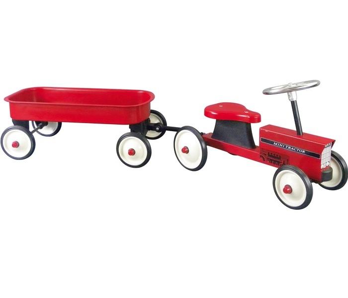 Goki - Porteur Tracteur avec remorque