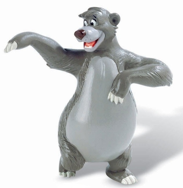 Bullyland - Baloo du Livre de la jungle