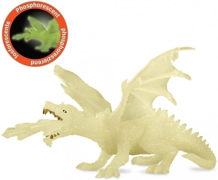 Papo - dragon phosphorescent