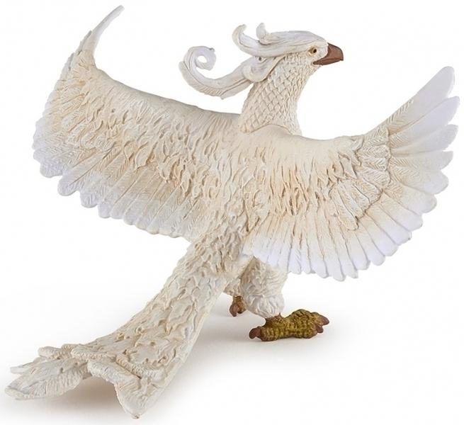 Papo - Phénix blanc