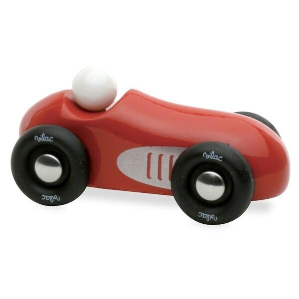 Vilac - Mini Old Sport rouge