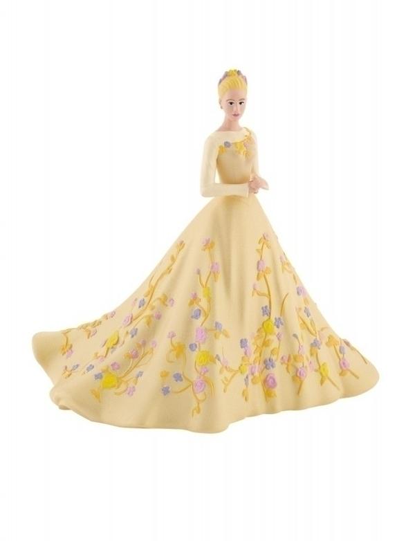 Bullyland - Cendrillon avec une robe à fleurs
