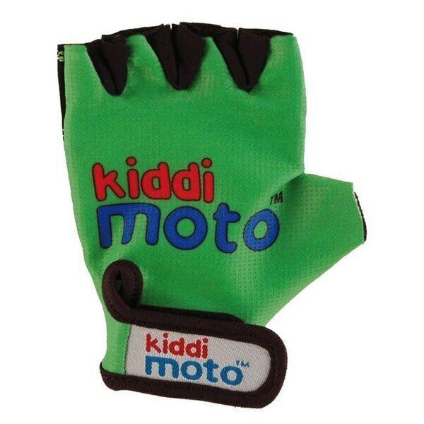 Kiddimoto - Gants Neon Green MEDIUM