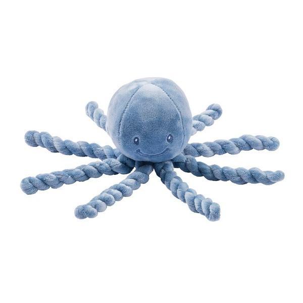 Nattou - Octopus Poulpe bleu