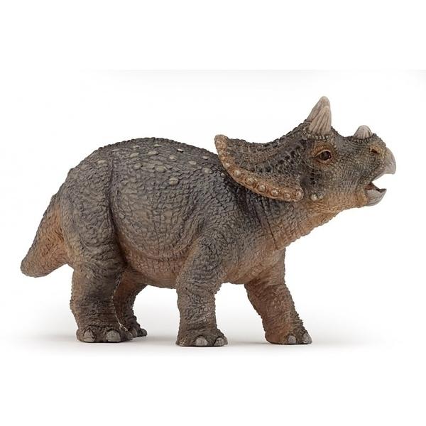 Papo - Jeune tricératops