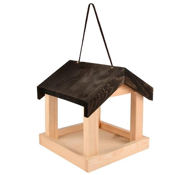 Esschert Design - Mangeoire pour oiseaux à suspendre