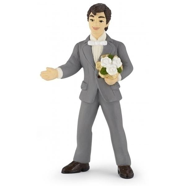 Papo - Marié au bouquet