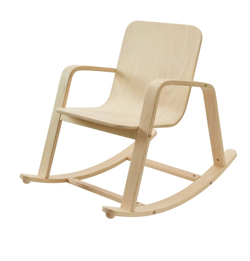 Plan Toys - Rocking Chair enfant