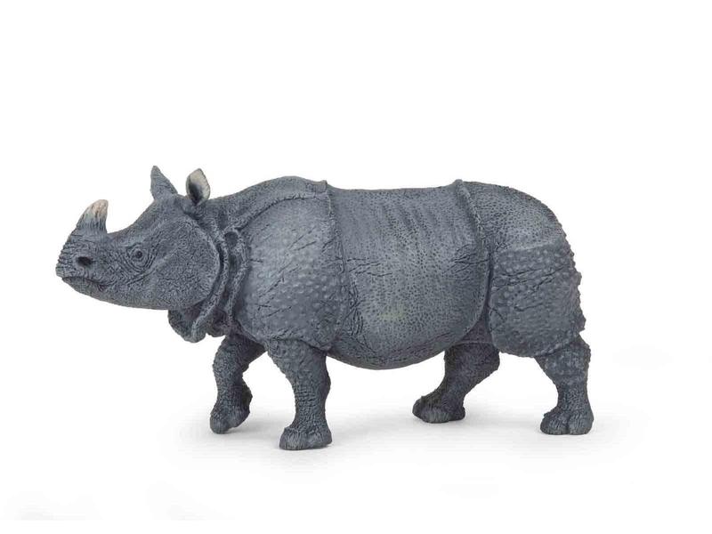 Papo - Rhinocéros indien