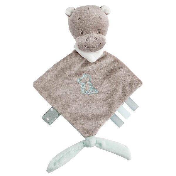 Nattou - Mini doudou Hippolyte l'hippopotame