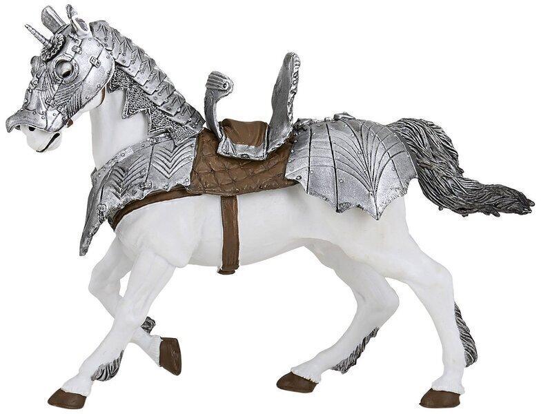 Papo - Cheval en armure