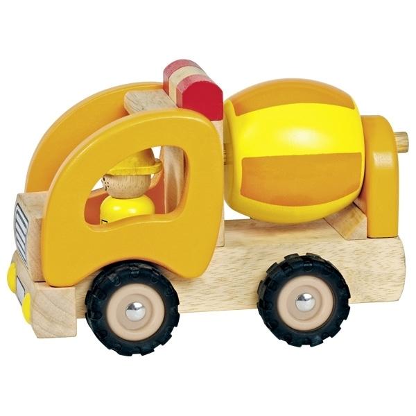 Goki - Camion toupie