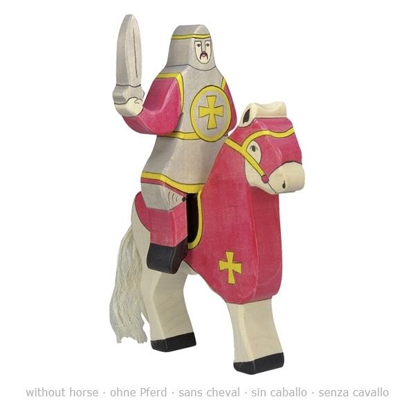 Holtztiger - Chevalier rouge avec épée