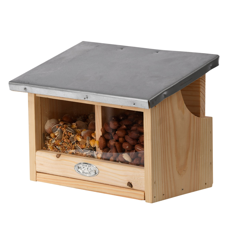 Best for birds - Mangeoire écureuils double