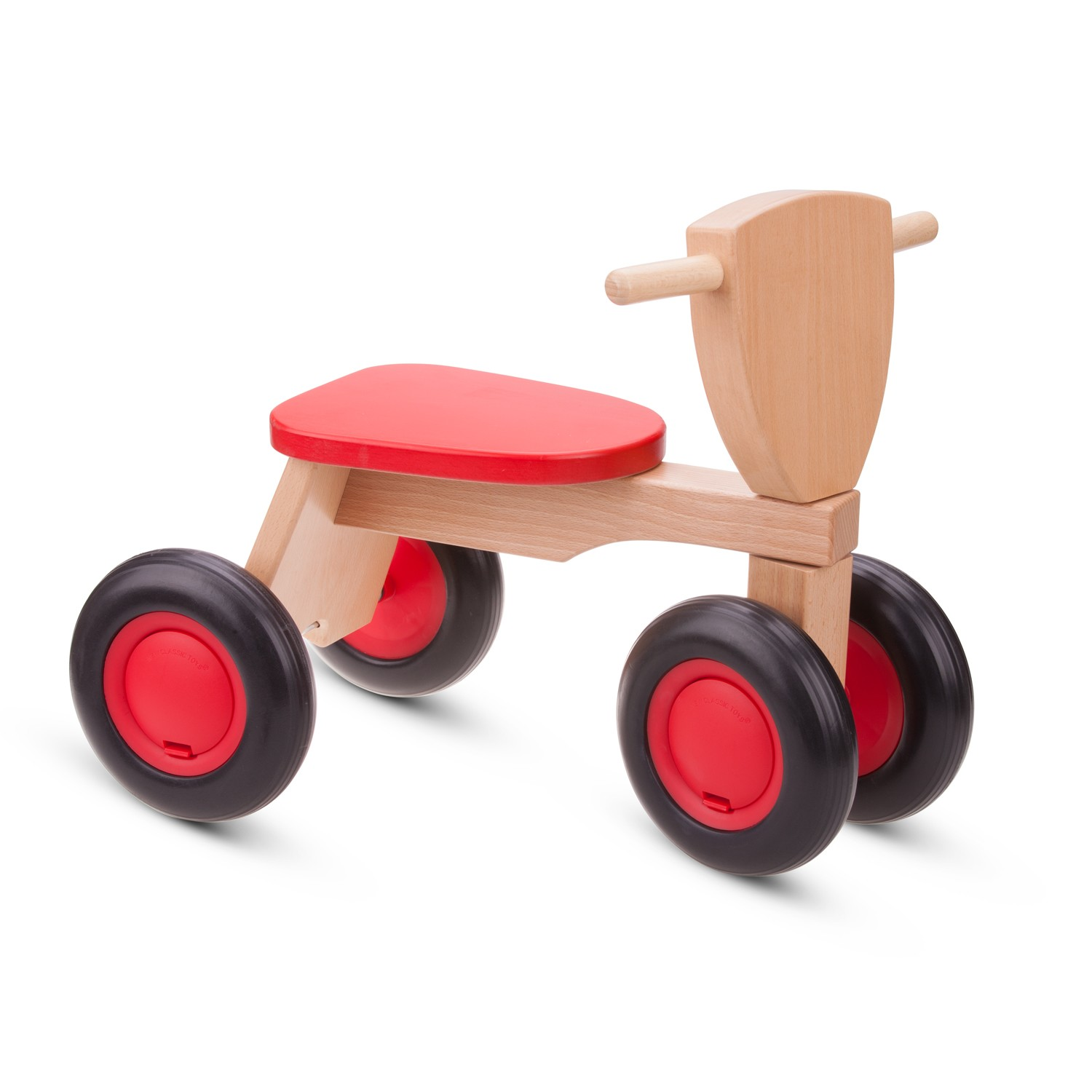 New Classic Toys - Porteur Road Star Rouge