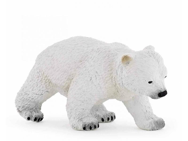 Papo - Bébé ours polaire marchant