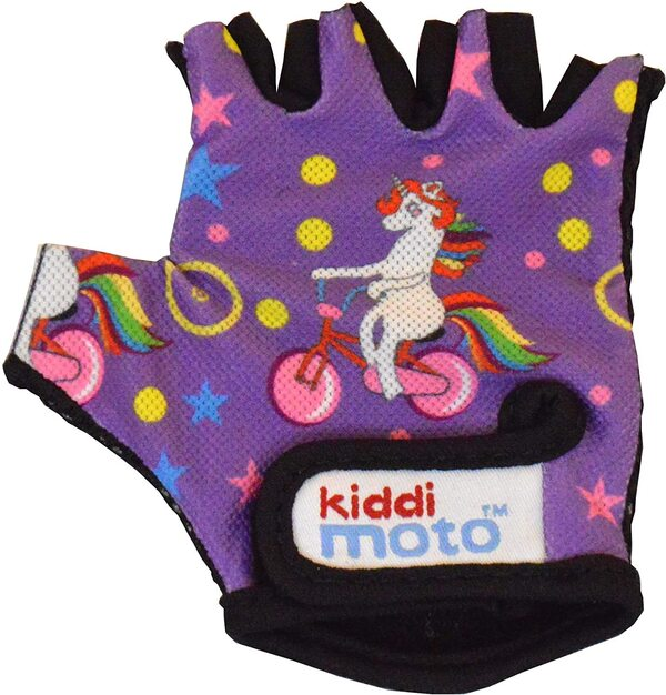 Kiddimoto - Gants Unicorn SMALL