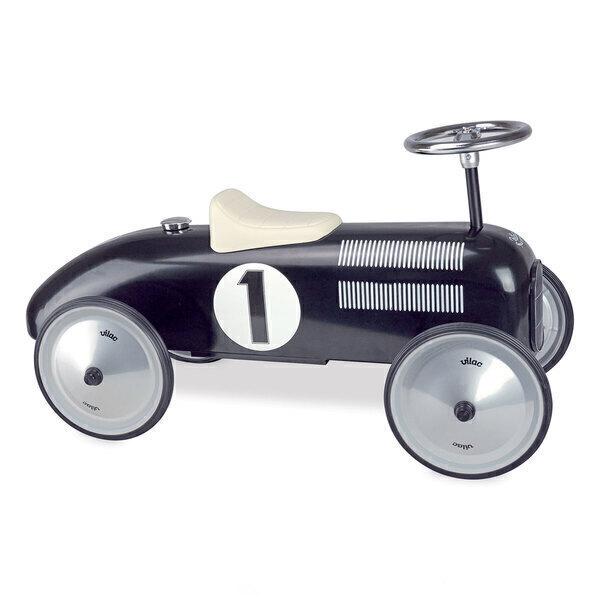Vilac - Porteur voiture en métal noir
