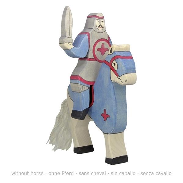 Holtztiger - Chevalier bleu avec épée