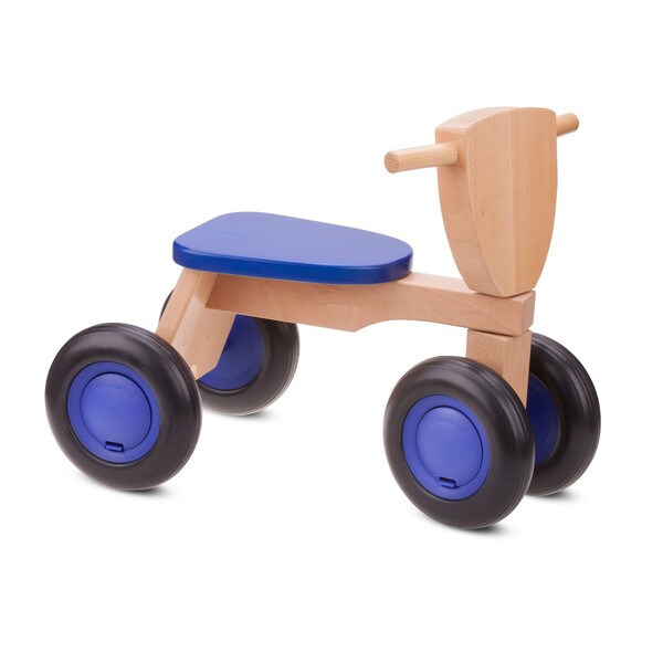 New Classic Toys - Porteur Road Star Bleu