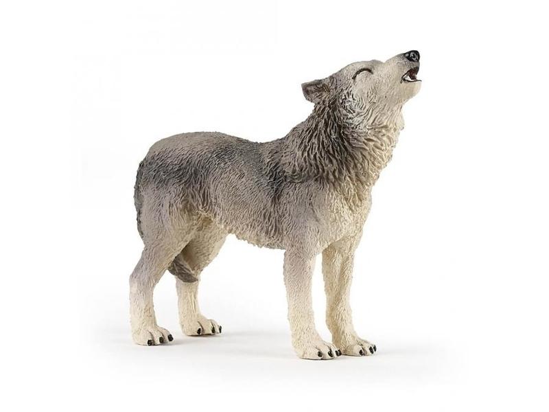 Papo - Loup hurlant