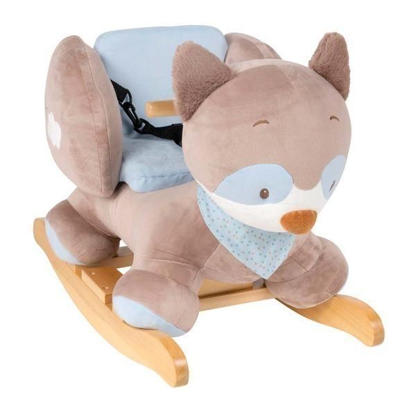 Nattou - Bascule raton laveur