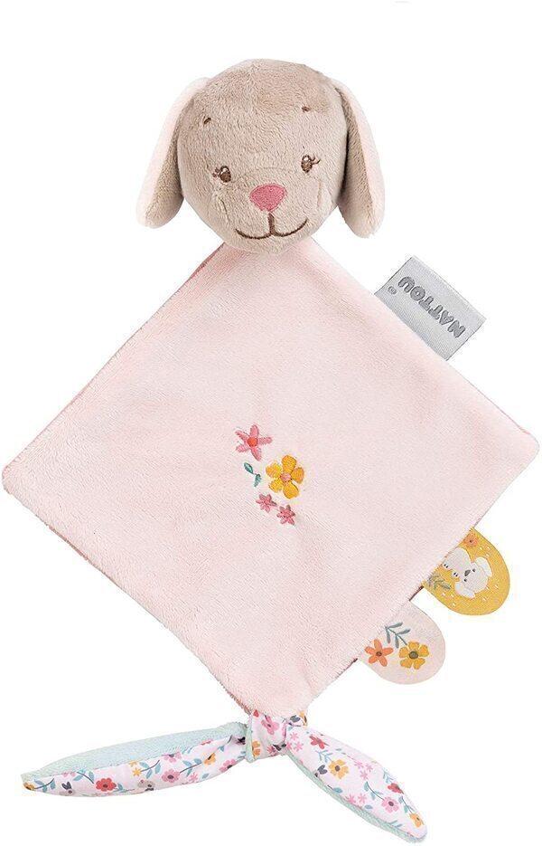 Nattou - Mini doudou Lali le chien