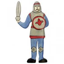 Holtztiger - Chevalier combattant, bleu