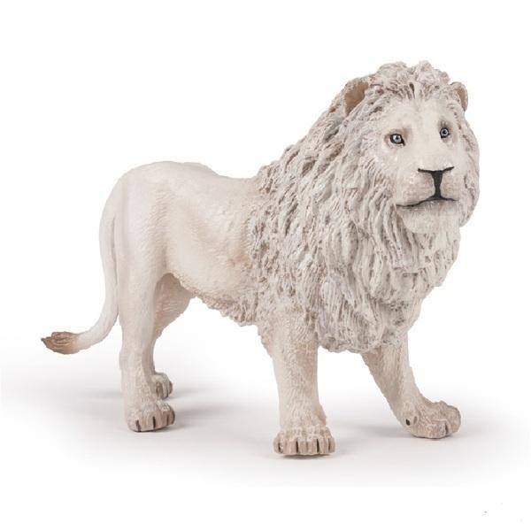 Papo - Grand Lion Blanc