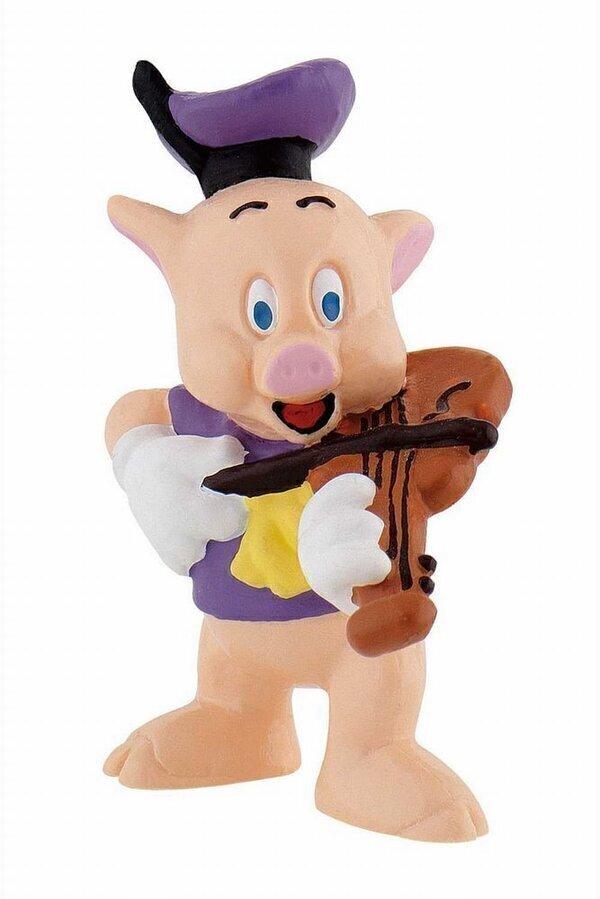 Bullyland - 3 petits cochons violon