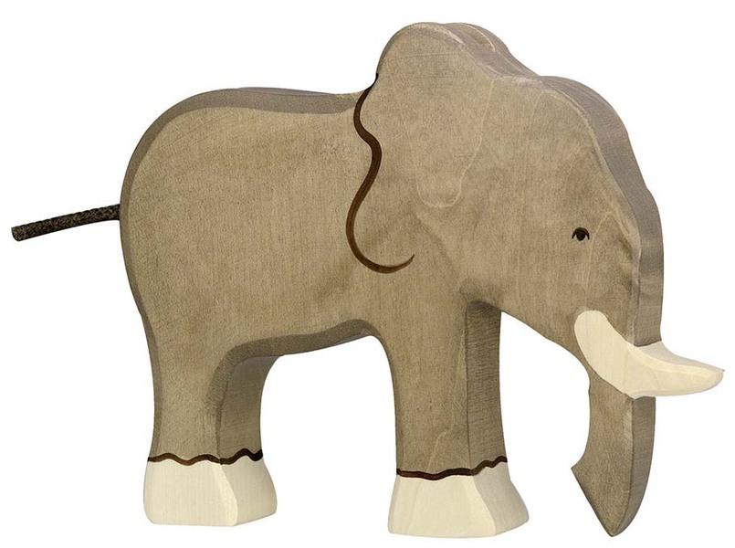 Holtztiger - Elephant