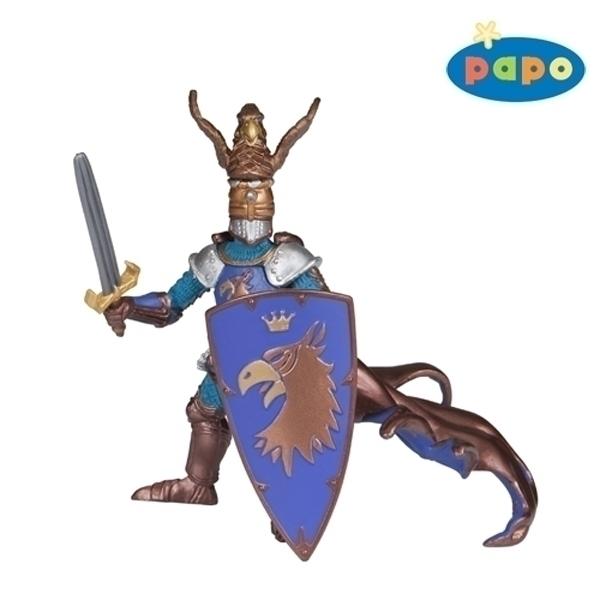 Papo - Maître des armes cimier aigle