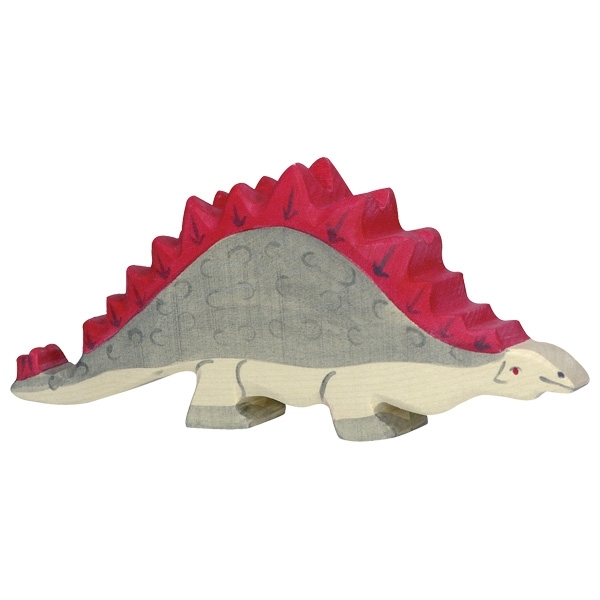 Holtztiger - Stégosaure
