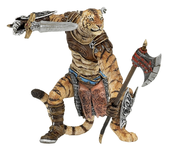 Papo - Mutant tigre