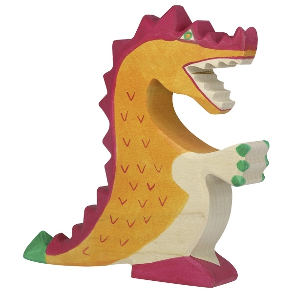 Holtztiger - Dragon rouge