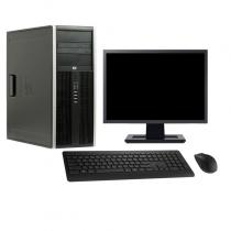 """HP - HP 8100 19"""" Intel  i5-650 RAM 16Go HDD 1To W10 - comme neuf"""